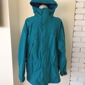 Patagonia Vintage Spring Jacket Parka Windbreaker